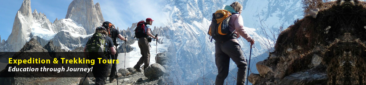 Expedition and Trekking