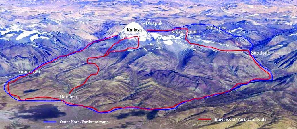 Kailash mansarovar inner kora everest base camp kailash mansarovar